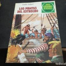 Tebeos: JOYAS LITERARIAS Nº 220 (ORIGINAL BRUGUERA) PRIMERA EDICION (COI55). Lote 109403519