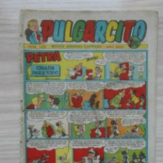 Tebeos: PULGARCITO Nº 1279 AÑO XXXV. 1955. EDITORIAL BRUGUERA. Lote 109455479
