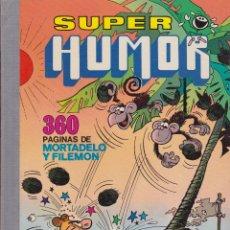 Tebeos: SUPER HUMOR VOLÚMEN XI. Lote 109457903