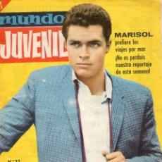 Tebeos: MUNDO JUVENIL - Nº 32 - REVISTA DE LOS AMIGOS DE MARISOL - EDITORIAL BRUGUERA - AÑO 1963.. Lote 109470351