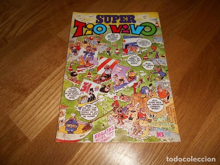 TEBEO-COMIC SUPER EXTRA TIO VIVO NUMERO 5 AÑO 1972 B.E. (Tebeos y Comics - Bruguera - Tio Vivo)