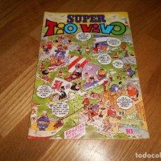 Tebeos: TEBEO-COMIC SUPER EXTRA TIO VIVO NUMERO 5 AÑO 1972 B.E.. Lote 109506975