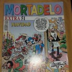 Tebeos: MORTADELO EXTRA 51 - NAVIDAD. Lote 109509943