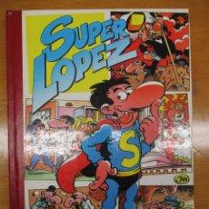Tebeos: SUPER LOPEZ TOMO Nº 2 PRIMERA EDICION 1988 BRUGUERA IMPECABLE. Lote 109836759