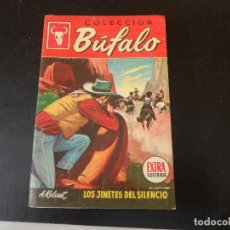 Tebeos: COLECCION BUFALO EXTRA ILUSTRADA Nº 160 EDITORIAL BRUGUERA 1959. Lote 110023907