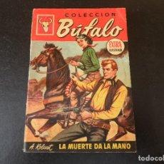 Tebeos: COLECCION BUFALO EXTRA ILUSTRADA Nº 178 EDITORIAL BRUGUERA 1959. Lote 110024203