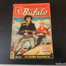 Tebeos: COLECCION BUFALO EXTRA ILUSTRADA Nº 194 EDITORIAL BRUGUERA 1959. Lote 110024267