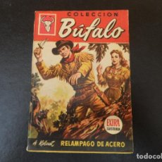 Tebeos: COLECCION BUFALO EXTRA ILUSTRADA Nº 150 EDITORIAL BRUGUERA 1959. Lote 110026487