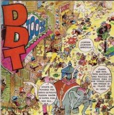 Tebeos: DDT EXTRA DE PRIMAVERA. 1971. Lote 110224111