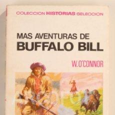 Tebeos: GRANDES AVENTURAS Nº 4 - MÁS AVENTURAS BUFFALO BILL - 1970 - COLECCIÓN HISTORIAS SELECCIÓN BRUGUERA. Lote 110314843
