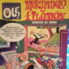 Tebeos: MORTADELO Y FILEMON: NUM. 94 OLIMPIADA DEL HUMOR EDICION FEB 84. Lote 110376075