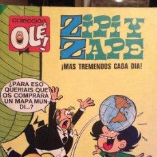 Tebeos: ZIPI Y ZAPE NUM 2 MAS TREMENDOS CADA DIA EDICION 1984 . Lote 110379647