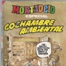 Tebeos: MORTADELO ESPECIAL COCHAMBRE AMBIENTAL Nº 196. . Lote 110435171