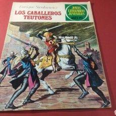 Tebeos: JOYAS LITERARIAS JUVENILES 63 EN BUEN ESTADO BRUGUERA. Lote 110464535