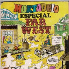 Tebeos: MORTADELO ESPECIAL FAR WEST . Nº 7. Lote 110521327
