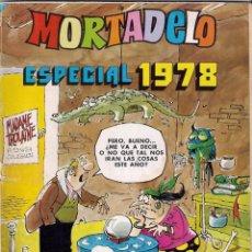Tebeos: MORTADELO ESPECIAL 1978 Nº 29. Lote 110527727