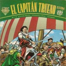 Tebeos: CAPITAN TRUENO EXTRA FANS 1 AL 3. 1998 EDICIONES B. Lote 32643409