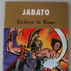Tebeos: JABATO: ESCLAVOS DE ROMA – EDICIONES B 2003 - COMIC . Lote 110636527