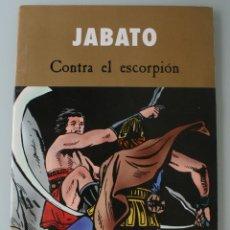Tebeos: JABATO: CONTRA EL ESCORPION – EDICIONES B 2003 - COMIC . Lote 110636631