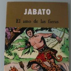 Tebeos: JABATO: EL AMO DE LAS FIERAS – EDICIONES B 2003 - COMIC . Lote 110636687