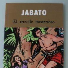 Tebeos: JABATO: EL ARRECIFE MISTERIOSO – EDICIONES B 2003 - COMIC . Lote 110636863