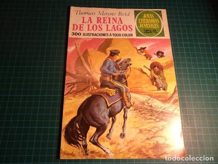 JOYAS LITERARIAS. Nº 61. BRUGUERA. 2ª EDICION (Tebeos y Comics - Bruguera - Joyas Literarias)