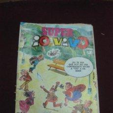 Livros de Banda Desenhada: SUPER TIO VIVO Nº 64 1976.. Lote 110704251