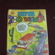 Livros de Banda Desenhada: SUPER TIO VIVO Nº 46 BRUGUERA 1975.. Lote 110704659