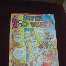 Livros de Banda Desenhada: SUPER TIO VIVO Nº 49 BRUGUERA 1973.. Lote 110705495
