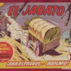 Tebeos: BRUGUERA - JABATO - ARRASTRADOS AL ABISMO 135. Lote 110891791