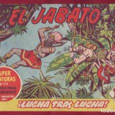 Tebeos: BRUGUERA - JABATO - LUCHA TRAS LUCHA 162. Lote 110891883