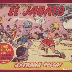 Tebeos: BRUGUERA - JABATO - EXTRAÑA PESCA 165. Lote 110892035