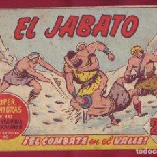 Tebeos: BRUGUERA - JABATO - EL COMBATE EN EL VALLE 312. Lote 110893035