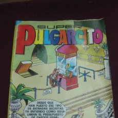 Tebeos: SUPER PULGARCITO. EXTRA REVISTA JUVENIL Nº 82. BRUGUERA 1978. Lote 110909555