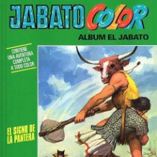 Tebeos: JABATO COLOR VOL.8. Lote 110913975