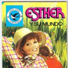 Tebeos: ESTHER Y SU MUNDO Nº 11 - LA VISITA DEL ABUELO - 1984. Lote 110985771