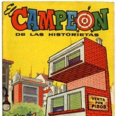 Tebeos: EL CAMPEÓN DE LAS HISTORIETAS NUMERO 33. Lote 154883596