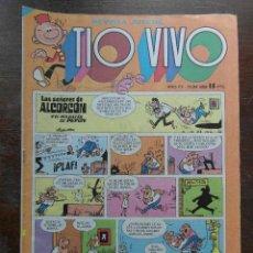 Tebeos: TIO VIVO Nº 859 AÑO XX EPOCA II. EDITORIAL BRUGUERA 1977. Lote 111318959