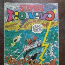 Tebeos: SUPER VIO VIVO. NUMERO EXTRA 1975 EPOCA II. EDITORIAL BRUGUERA. Lote 111319251