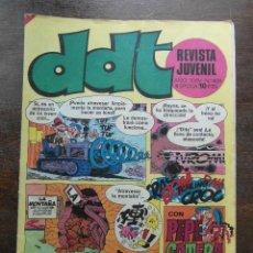 Tebeos: DDT Nº 406 AÑO XXIV EPOCA III. EDITORIAL BRUGUERA 1975. Lote 111324623