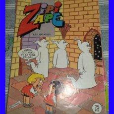 Tebeos: ZIPI Y ZAPE REVISTA 621 ED. BRUGUERA 1982. Lote 111379603