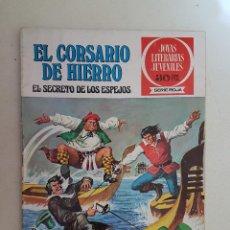 Tebeos: EL CORSARIO DE HIERRO. SERIE ROJA. Nº 5. 1ª EDICIÓN. BRUGUERA.. Lote 111430427