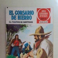 Tebeos: EL CORSARIO DE HIERRO. SERIE ROJA. Nº 26. 1ª EDICIÓN. BRUGUERA.. Lote 111430951
