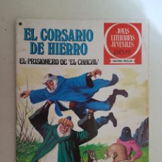 Tebeos: EL CORSARIO DE HIERRO. SERIE ROJA. Nº 47. 1ª EDICIÓN. BRUGUERA.. Lote 118206412
