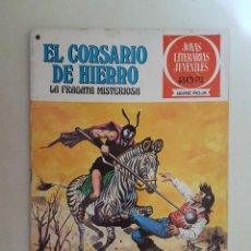 Tebeos: EL CORSARIO DE HIERRO. SERIE ROJA. Nº 52. 1ª EDICIÓN. BRUGUERA.. Lote 118206483