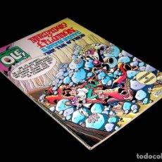 Tebeos: Nº 170 COLECCIÓN OLÉ BRUGUERA, MORTADELO Y FILEMÓN Y SACARINO, F. IBÁÑEZ, 1ª PRIMERA EDICIÓN 1979.. Lote 111489511