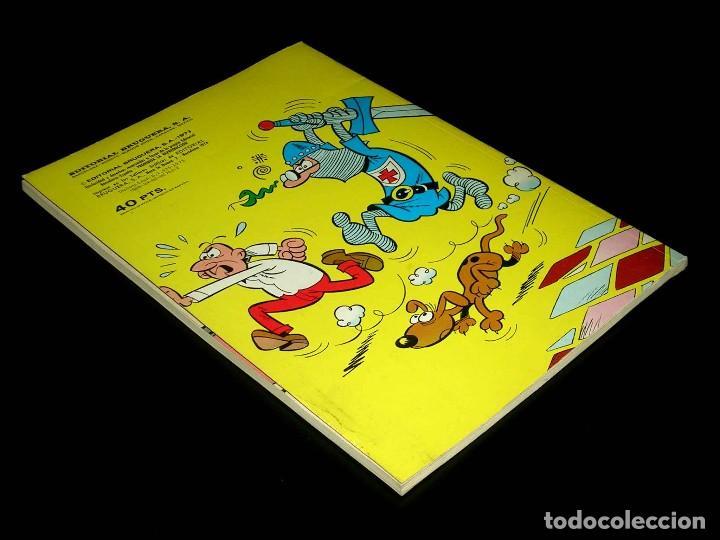 Tebeos: Nº 71 Colección Olé Bruguera, Mortadelo y Filemón, F. Ibáñez, 1ª primera edición 1973. - Foto 3 - 111490747