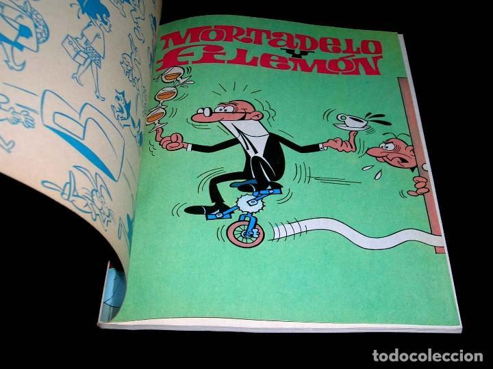 Tebeos: Nº 71 Colección Olé Bruguera, Mortadelo y Filemón, F. Ibáñez, 1ª primera edición 1973. - Foto 5 - 111490747