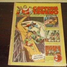 Tebeos: EL CAPITAN TRUENO EXTRA NUMS.36-37 Y 38 - 1960 -. Lote 111496947