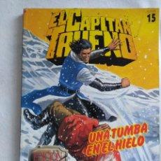 Tebeos: RETAPADO EL CAPITAN TRUENO Nº15/EDICION HISTORICA.. Lote 111576863